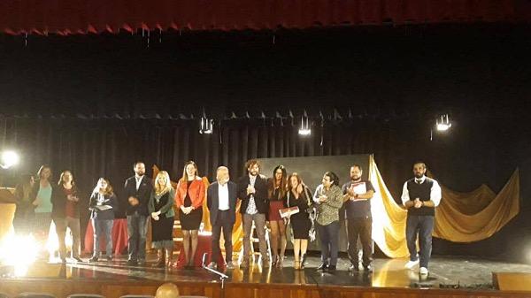 Exitosa puesta en escena del I Festival de Teatro Amateur \'Tijarafe ...
