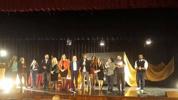 El Festival de Teatro Amateur \'Tijarafe, La Cuarta Pared ...