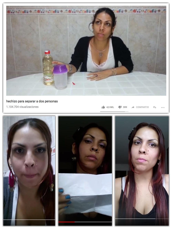 Hechizos De Samara La Mamá Ocupa Como Youtuber Cómo Hacer Daño A Un Enemigo O Cómo Separar Parejas